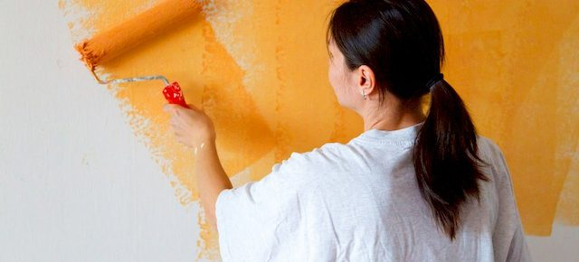 Eliminate Paint Odor: Providing for Adequate Ventilation During and After Painting