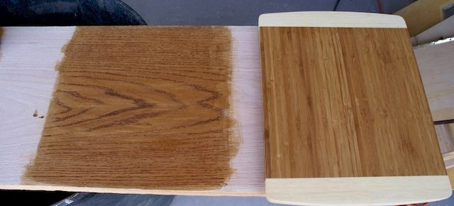 Stain Matching a Professional Painters Method, Matching Wood Stain