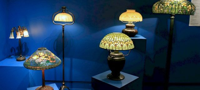 All About Tiffany Lamps, Decorating and Choosing the Perfect Tiffany Lamp