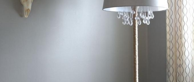 DIY Chandelier Lamp Shades, Personalize your Chandelier Shades