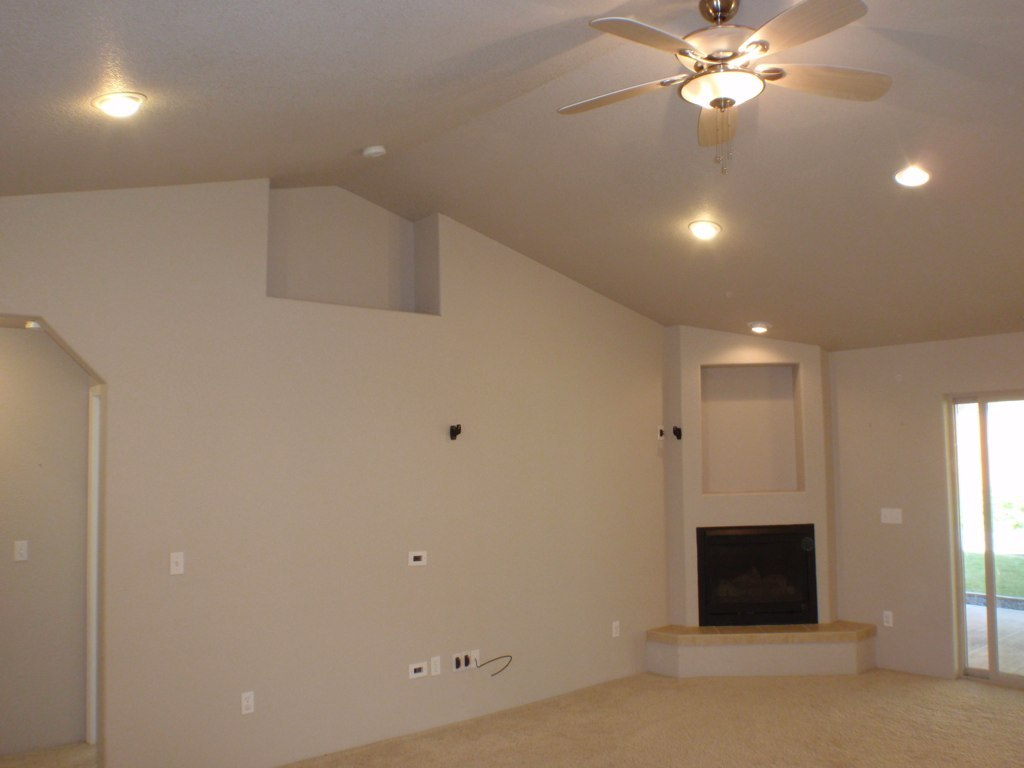 Combine Recessed Lights with Other Lighting - Recessed Lighting Placement