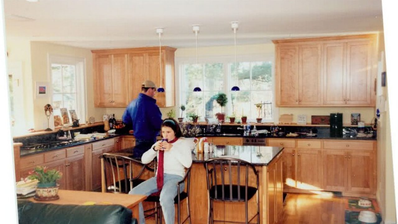 How to Raise Countertop Height: Raise Kitchen Counter Height