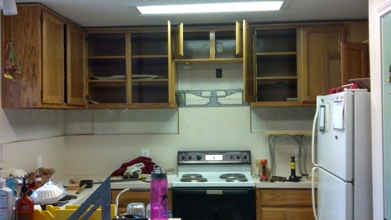 Raise the Height of Kitchen Cabinets