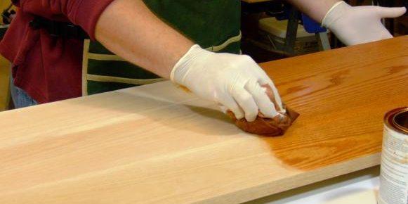 Wood Finishing Paste Wax