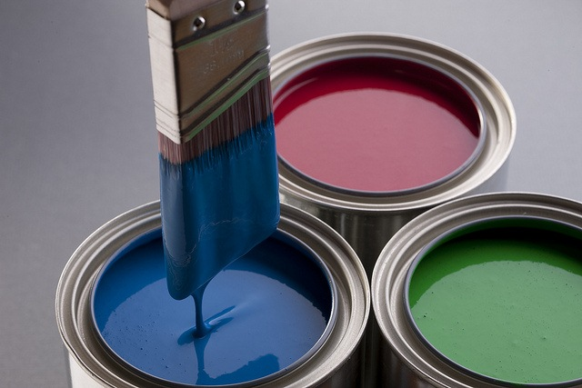 Selecting Primer and Paint - How to Paint Kitchen Cupboards
