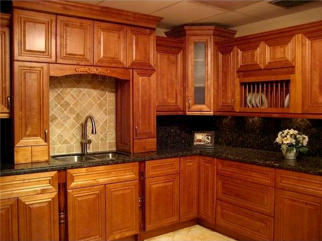Brown Sugar Kitchen Cabinets - How to Paint Kitchen Cupboards