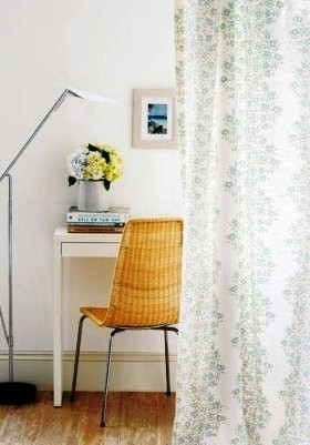 Curtains (Creative Ways to Separate Rooms)