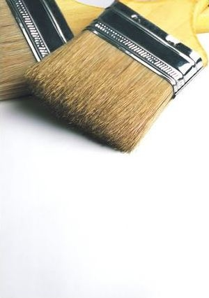 Good Quality Brushes - How to Paint Doors Like a Pro