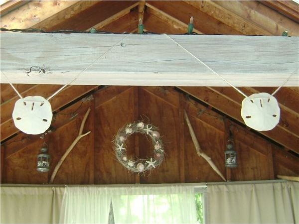 Screened - In Deck Photo - Decorating a Screened Porch