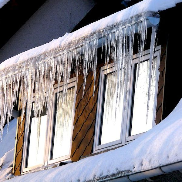 How to Winterize Windows with Plastic