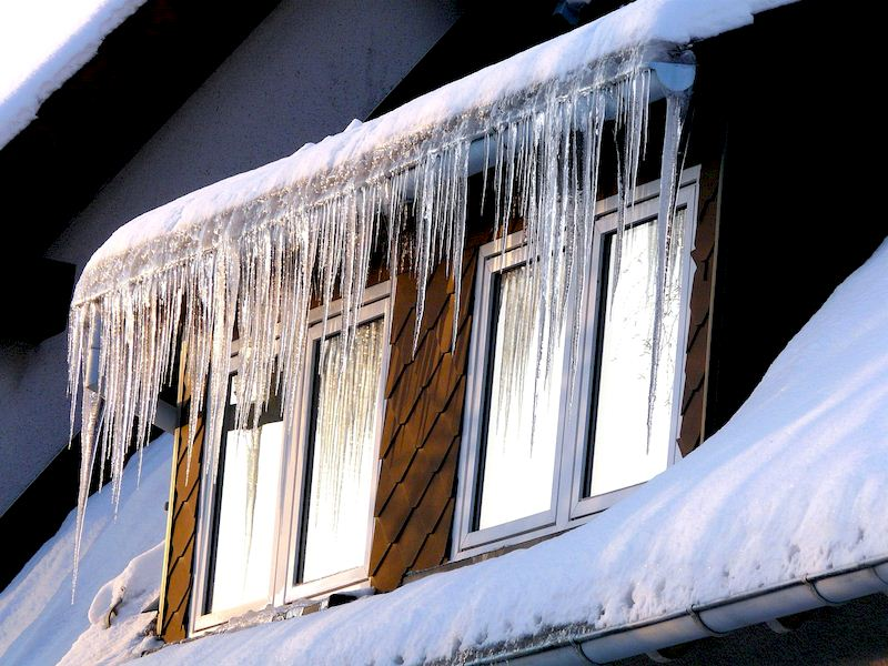 Learning How to Winterize Windows with Plastic