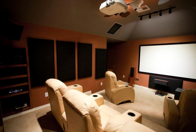 Home Theater Secrets: Turn Your Den into a Cinema