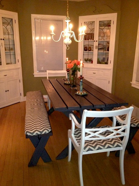 Refurbish a Dining Room Table