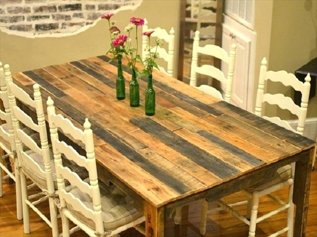 Refurbished Dining Tables - How to Refurbish Dining Room Table
