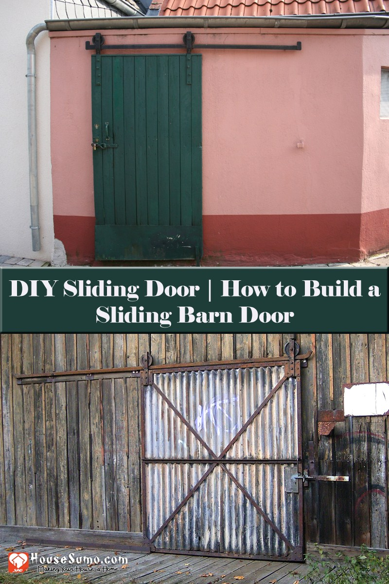 How to Build a Sliding Barn Door 53 DIY Barn Door Ideas and Plans