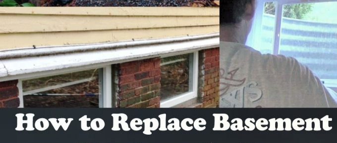 Simple How to Steps for Replacing Basement Windows