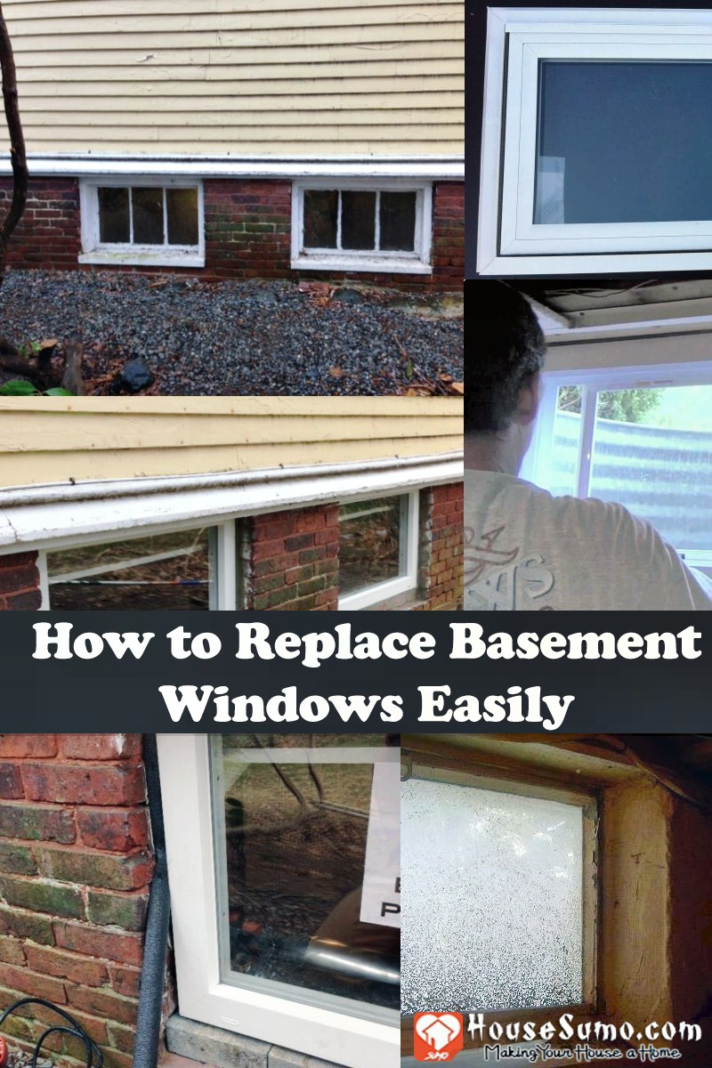How to Replace Basement Windows Without Difficulty