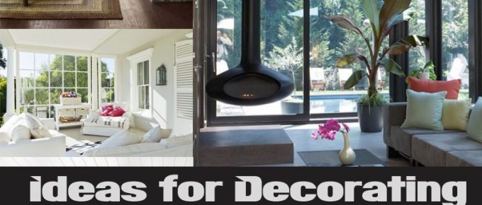 Ideas for Decorating Sunrooms