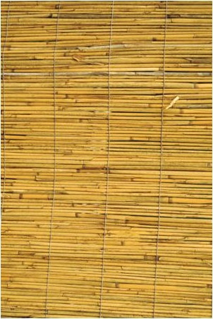 Bamboo Blind - Ideas for Decorating Sunrooms