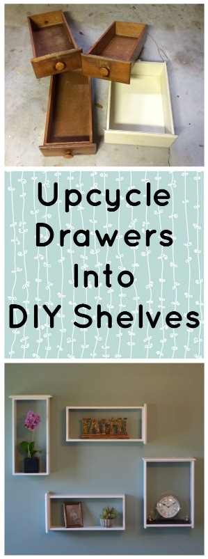 DIY Window Box Shelves ~ Easy How To On The Cheap