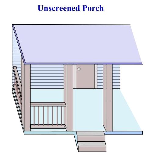 Existing Porch