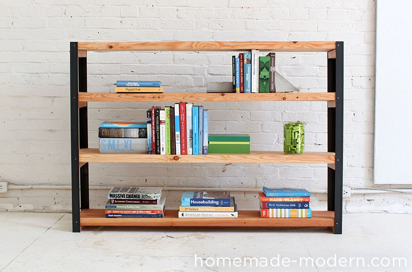 The Ironbound Bookcase