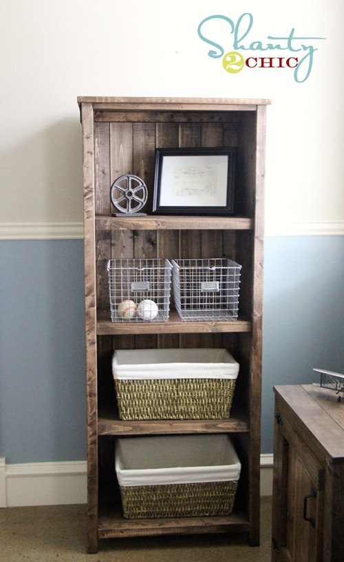 The Kentwood Bookcase