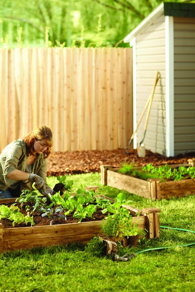 How to Make a Raised Bed Garden, DIY Raised Bed Garden