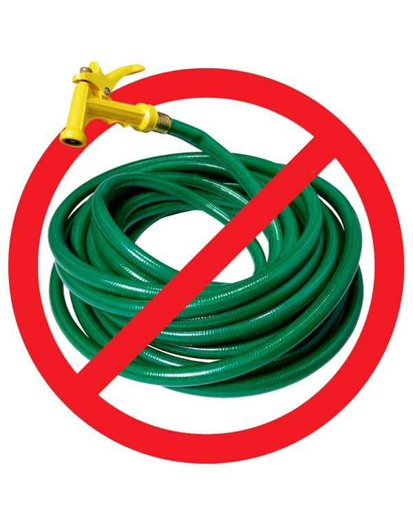 How to Keep Watering the Garden with a Hose During Hosepipe Bans