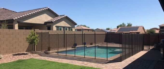 Federal Fencing Requirements for a Swimming Pool