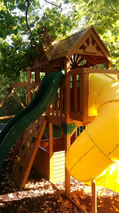 The Playset Tree House
