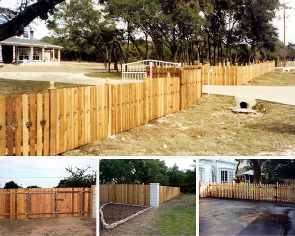 The Wood Privacy Fences