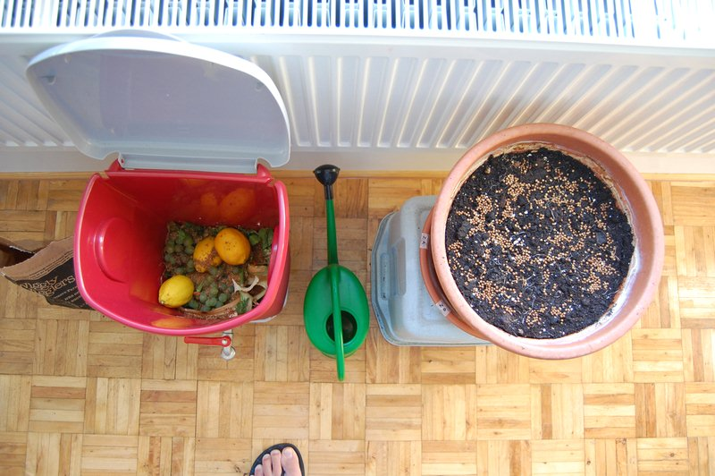 indoor composting and gardening - Gardening Composting Why and What