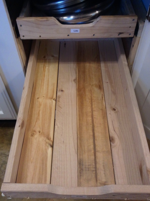 DIY Drawers for Kitchen Cabinets, Kitchen Cabinet with Drawers DIY