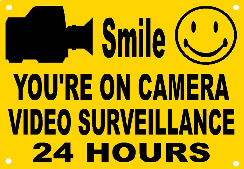 Fake Security Signs - 10 Surprisingly Simple Steps That Can Improve Your Home Security