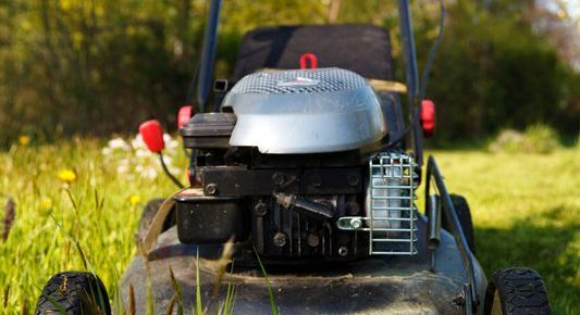 Spring's Here: Get Your Lawn Mower Ready to Work, Save Time and Money in the Long Run