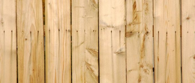 Install a Wood Fence in 7 Steps