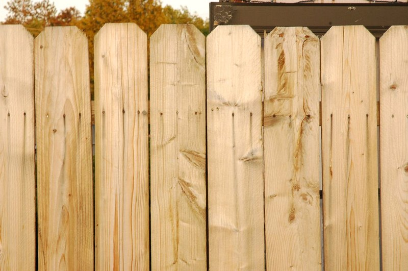 Do It Yourself Wood Fence Installation for the Homeowner