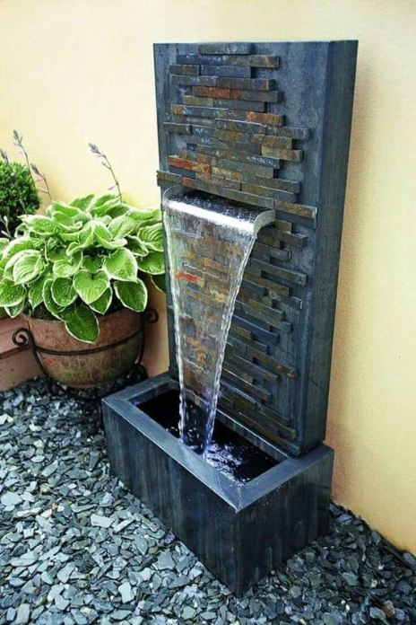 Indoor Water Fountain - Incorporate Nature into Your Home When You Live in a Concrete Jungle
