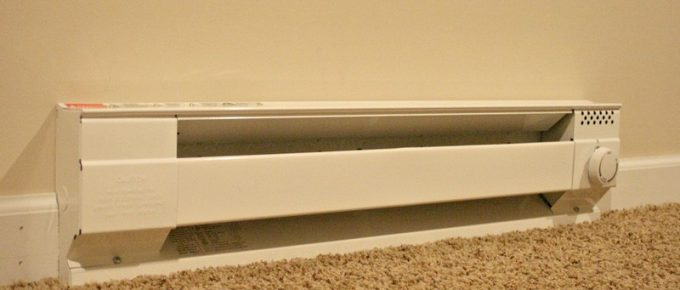 How to Install Baseboard Heaters for Heating