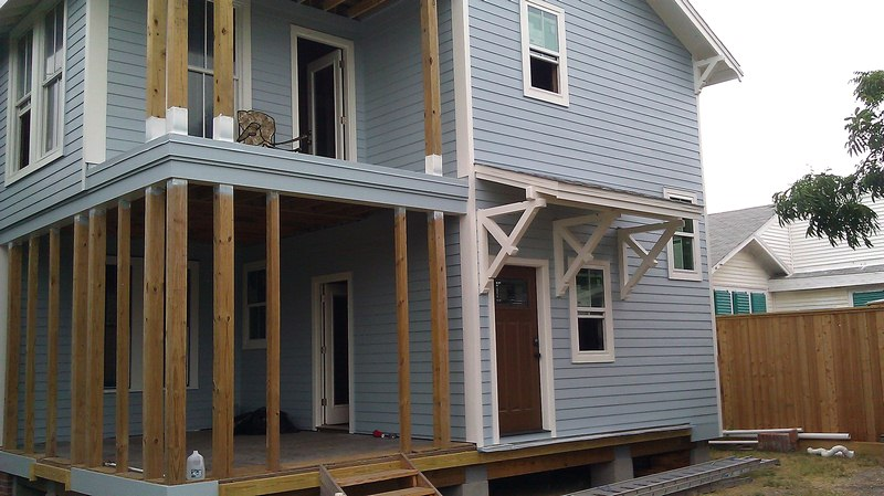 Step-by-step instructions How to install Hardie Board lap siding