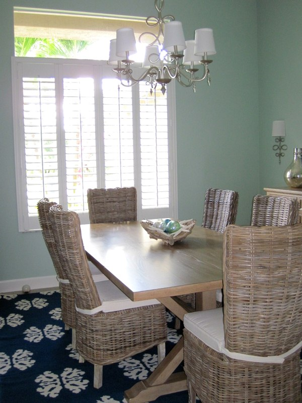 Let the Light in with Clean Plantation Shutters