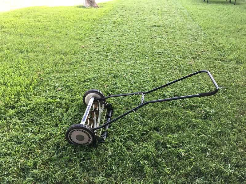 8 Reasons Why You Should Be Using a Push Reel Mower