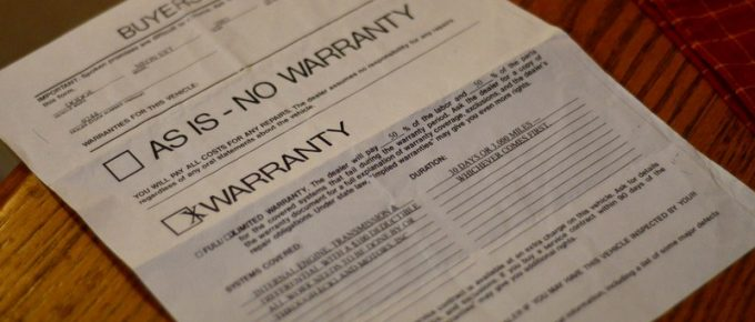 The Consumers Guide to Extended Warranties