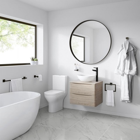 Enhance Your Bathroom Interior Look