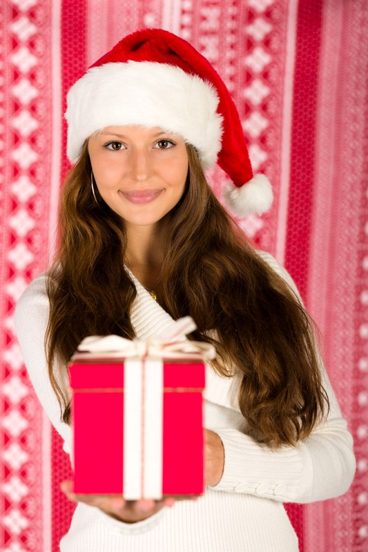 Simple Christmas Carolling and Gift Giving