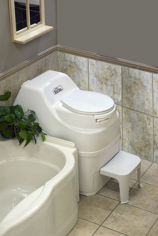 Sun-Mar Excel Self-Contained Composting Toilets