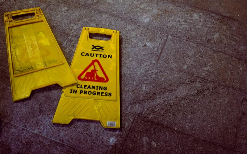 Not Taking Sufficient Safety Measures - Typical Mistakes DIY Home Remodelers Make