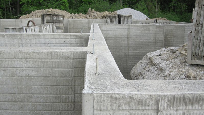 Cement Walls - Concept and Design