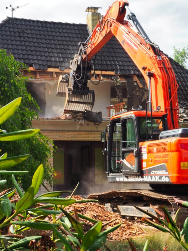 Things to Consider Before Your House Demolition